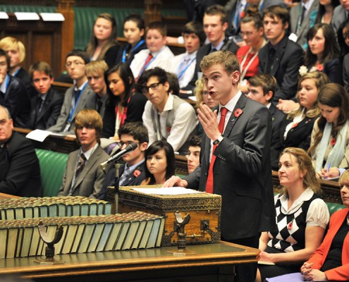 Debate-in-house-of-commons