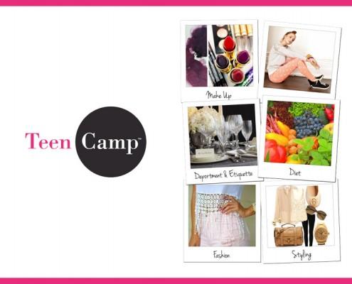 Teen-Style-Camp