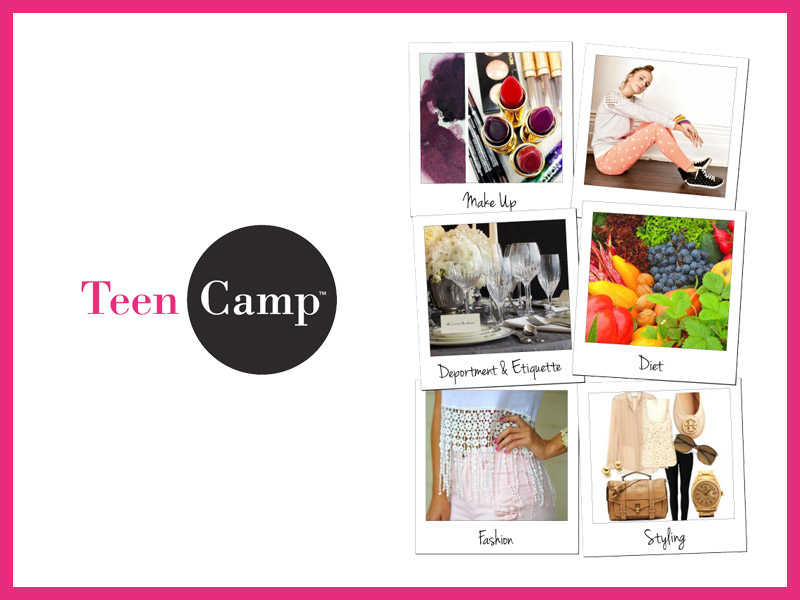 Teen-Style-Camp