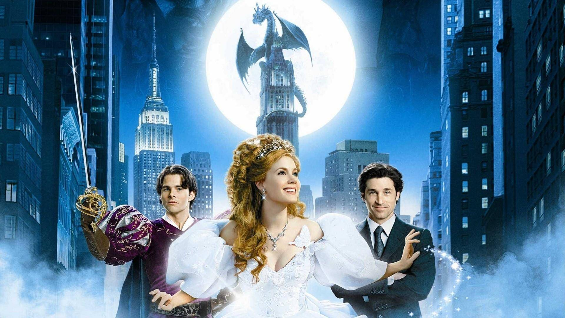 10-disney-films-enchanted