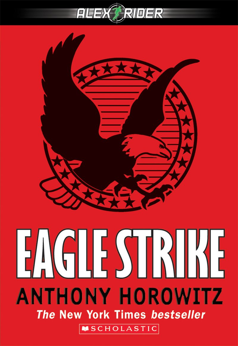 world-book-day-eagle-strike-anthony-horowitz-original