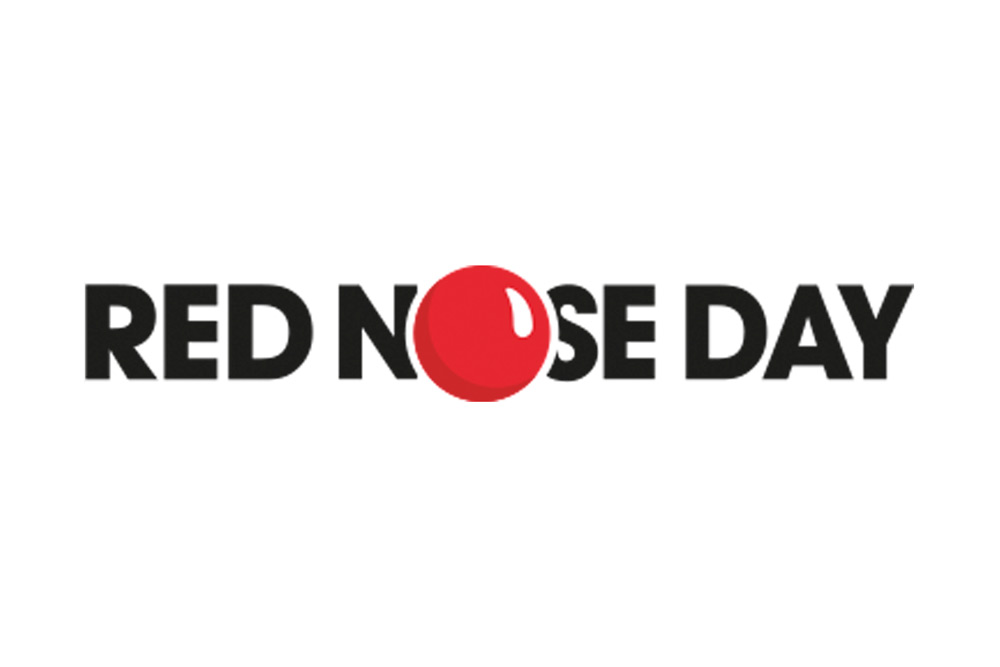 Image result for red nose day logo